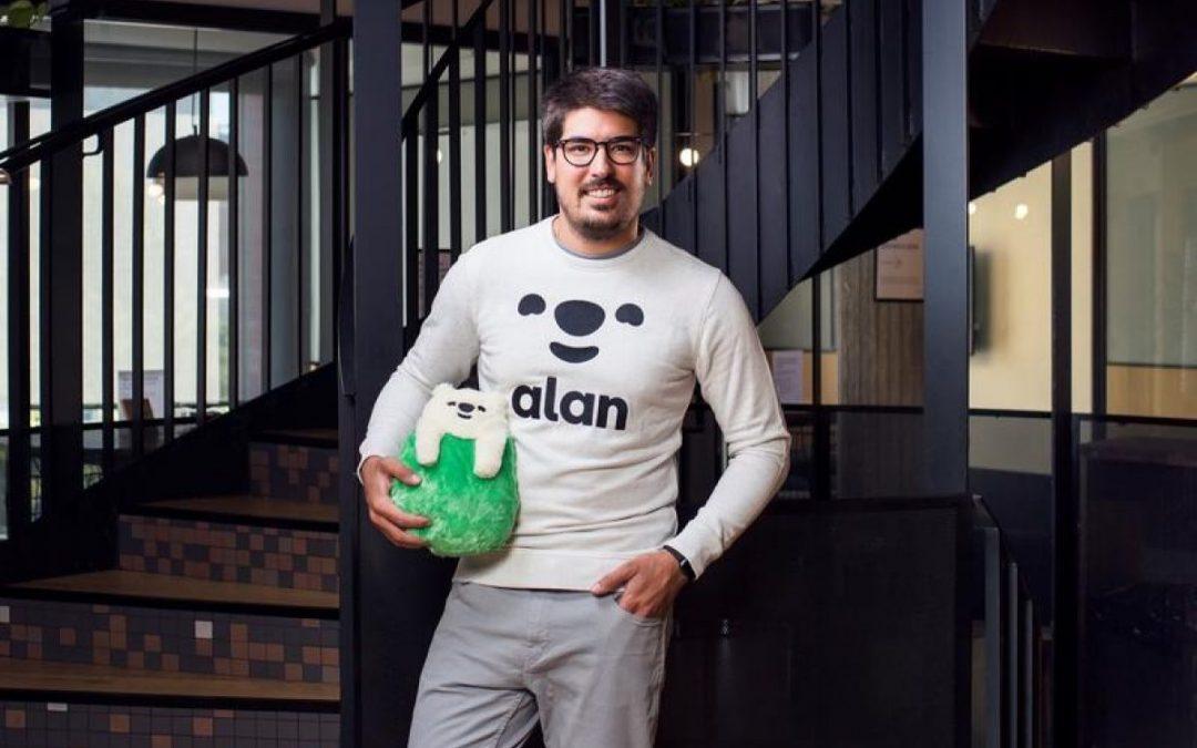 Aseguradora de salud digital Alan llega a España