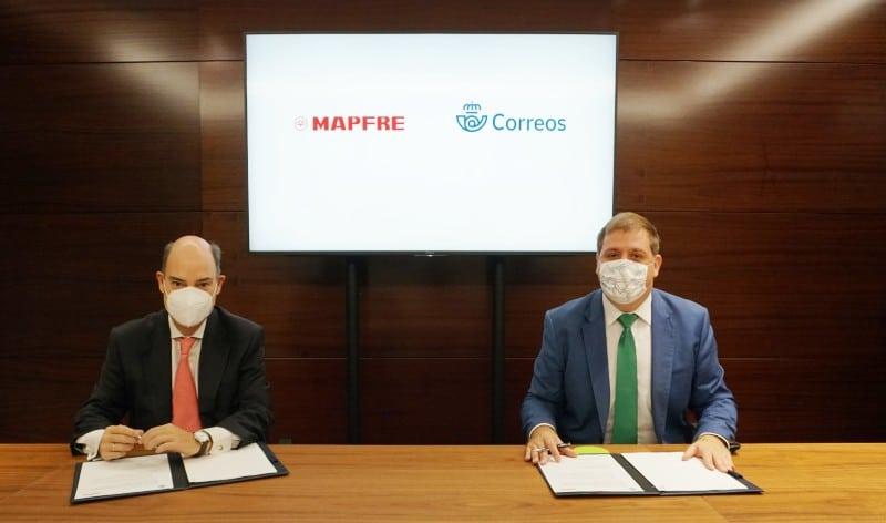 Mapfre venderá seguros en España a través de la red de correos