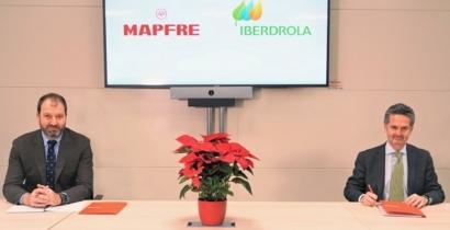 Iberdrola y Mapfre sellan alianza comercial